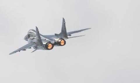 Изтребители от 4 страни ескортираха два руски бомбардировача