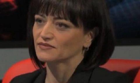 Белянова: В рамките на конкурсните процедури са отстранени истински енергетици