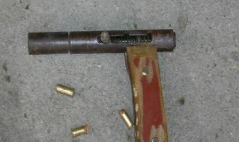 Мъж се простреля със самоделно оръжие в Кърджалийско