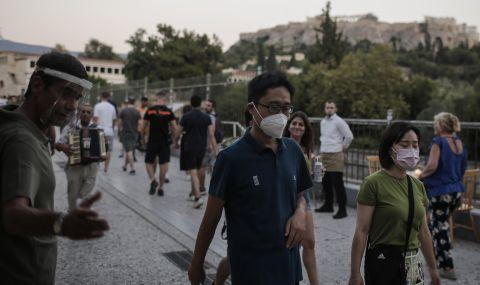 Гърция поема глътка въздух