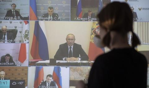И Русия може да премахне мерките срещу Covid-19 след 12 май