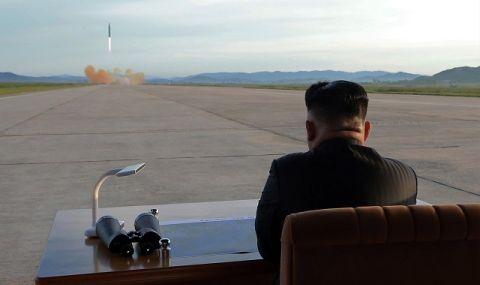 КНДР се похвали: Имаме нови балистични ракети с подводно базиране!