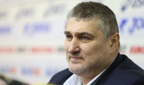 Любо Ганев след провала на Евроволей 2021: Не се получи... - 1
