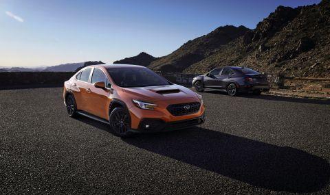 Subaru WRX дебютира с много под очакваната мощност и адаптивно окачване - 1
