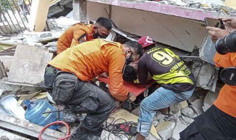 Няма пострадали българи при разрушителното земетресение