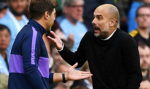 Почетино: За мен Гуардиола е най-добрият треньор!