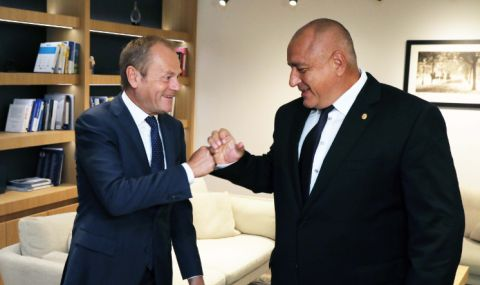 ЕНП: Пълна подкрепа за Митов, ГЕРБ ще продъли да носи стабилност на България