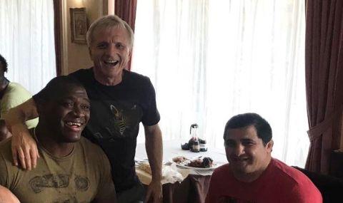 Гриша Ганчев направи любопитна визита