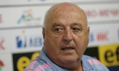 Съдийската комисия към БФС погна Венци Стефанов заради изказване