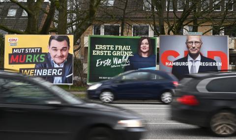 Нови избори в германска провинция