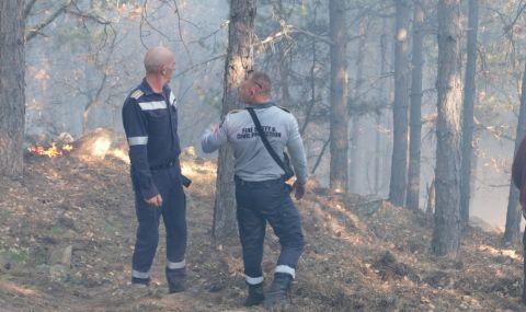 Екстремален индекс за пожароопасност в 9 области