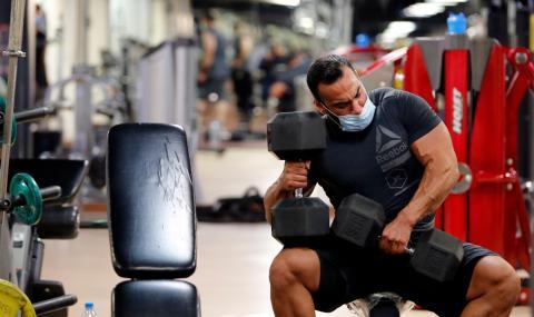 Тази европейска държава забрани събирането на повече от шестима души и затвори фитнесите