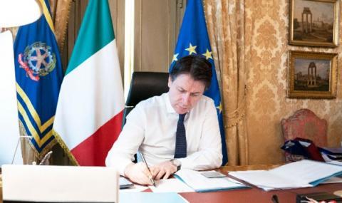 Италия отваря бизнеси, училищата - затворени до септември