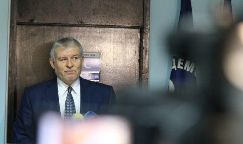 ГЕРБ и СДС се разминаха за партийната субсидия