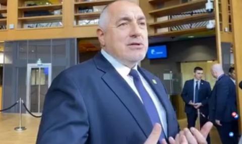 Борисов от Брюксел: След минута в България ще има бунт, ако... (ВИДЕО)