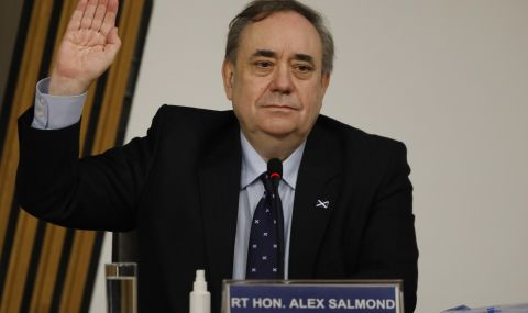 Нова партия за независимост в Шотландия