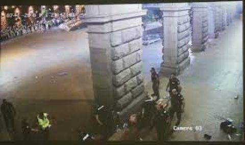 Оповестиха имената на полицаите, охранявали протеста на 10 юли м.г. край колоните на МС - 1