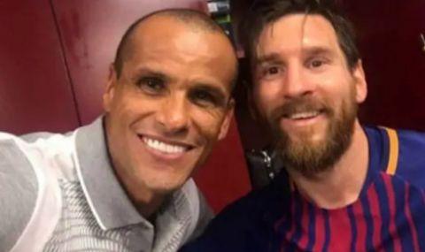 Меси ще подпише нов договор с Барселона, убеден е Ривалдо