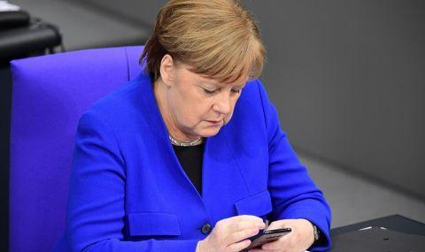 Меркел предупреди: Германия е в трета вълна на пандемията!