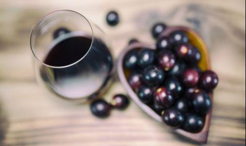 Виното и гроздето помагат при редица болести