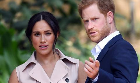 Нов удар за Хари след шамара от Кралицата