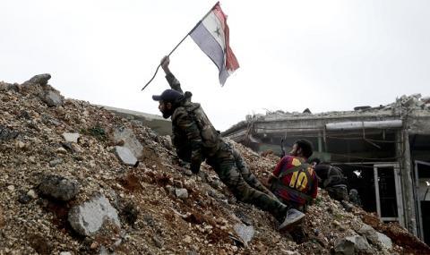 Победата на Асад е въпрос на време! Силите на Дамаск готвят решителен удар