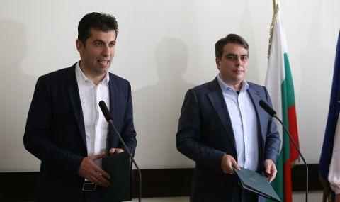 Тримата пожелани от ИТН министри: Благодарим, желаем успех