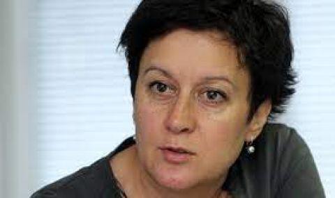 Антоанета Цонева: Борисов е визираният в санкциите на САЩ