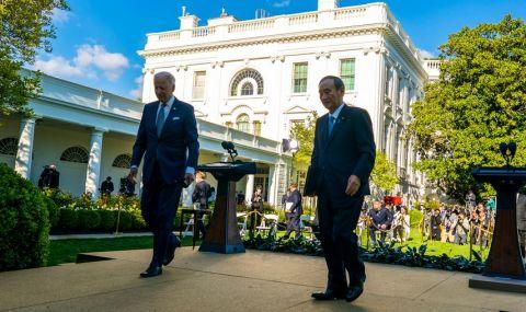 Нова крачка на САЩ и Япония срещу Китай