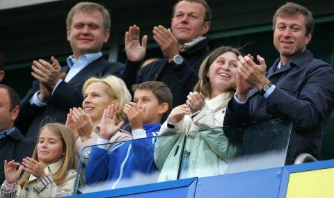 Абрамович: Моята работа е да подсигуря Челси