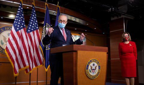 Демократите ще имат мнозинство в Сената на САЩ