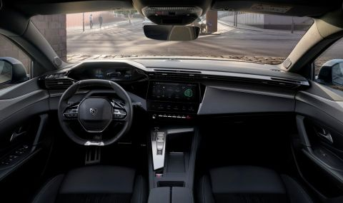 Новото Peugeot 308 SW показа, че комбитата също могат да са стилни - 4
