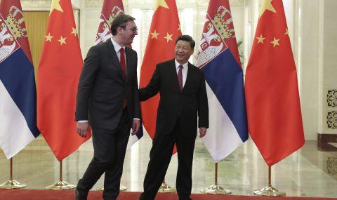 Сръбските медии чистят имиджа на Китай