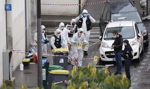 Един от заподозрените за терора в Париж бе освободен