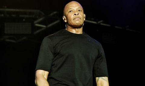 Dr Dre се завърна в студиото след тежката операция