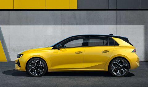 Новата Astra дебютира с променена визия и хибридно задвижванe - 5