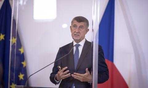 Разглеждат вот на недоверие в Чехия