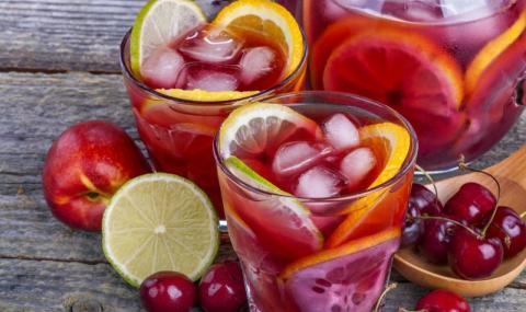 Рецепта на деня: Черешова лимонада