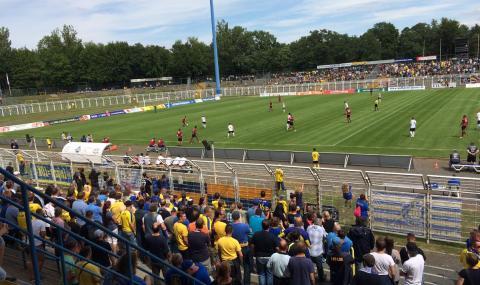 Германски отбор продаде 62 000 билета за въображаем мач