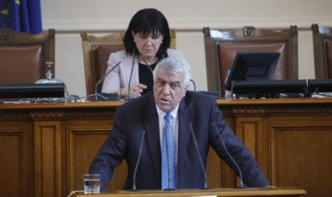 Румен Гечев подкрепи Корнелия Нинова за председател на БСП