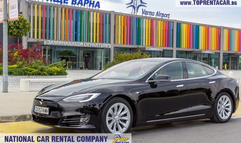 Тествайте Tesla Model S във Варна - 1