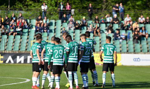 Димов и Панов аут за Левски, трима се завръщат в групата
