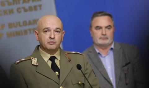 Ген. Мутафчийски: Футбол в България едва ли ще има скоро, говорят щуротии