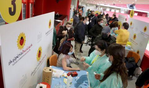 Албания ще ваксинира хора над 70-годишна възраст със Спутник V