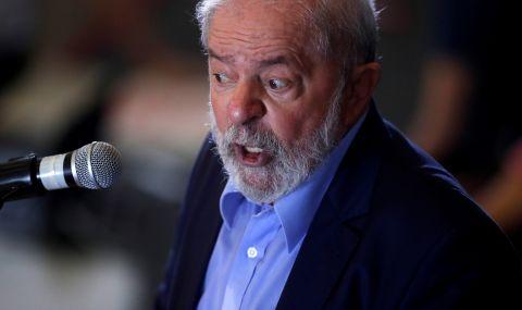Лула да Силва близо до нова кандидатура