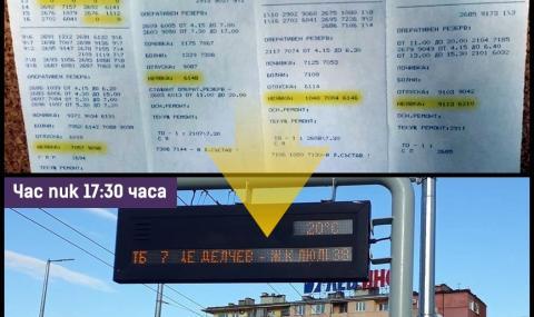 """""""Спаси София"""": Градският транспорт е в колапс"""