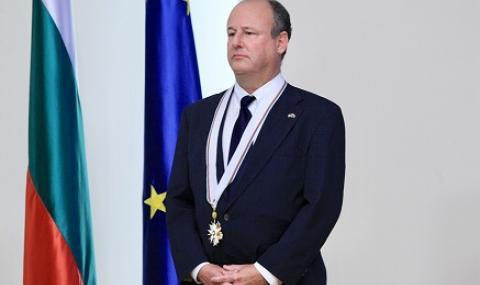 Американският посланик: България нямаше да влезе в ЕС без американските централи