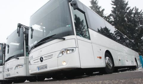 Арестуваха мъжа, нападнал с чук шофьор от градския транспорт в София