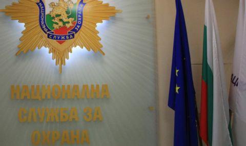 Катастрофа между тролейбус и кола на НСО в София
