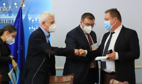 БЛС и НЗОК подписаха Анекса към Националния рамков договор